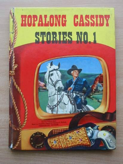 Photo of HOPALONG CASSIDY STORIES NO. 1 written by Beecher, Elizabeth M. published by Adprint Limited (STOCK CODE: 580990)  for sale by Stella & Rose's Books