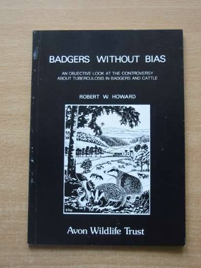 Photo of BADGERS WITHOUT BIAS written by Howard, Robert W. published by Abson Books (STOCK CODE: 581808)  for sale by Stella & Rose's Books