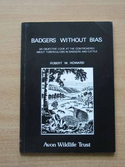 Photo of BADGERS WITHOUT BIAS written by Howard, Robert W. published by Abson Books (STOCK CODE: 581812)  for sale by Stella & Rose's Books