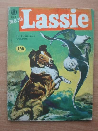 Photo of M.G.M.'S LASSIE published by World Distributors Ltd. (STOCK CODE: 582258)  for sale by Stella & Rose's Books