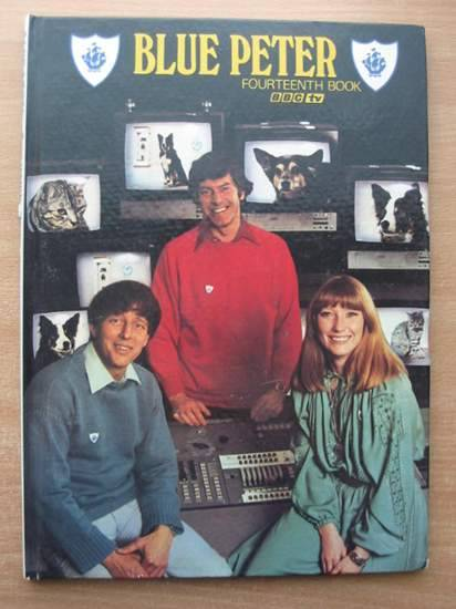 Photo of BLUE PETER ANNUAL No. 14 - FOURTEENTH BOOK published by BBC (STOCK CODE: 582630)  for sale by Stella & Rose's Books