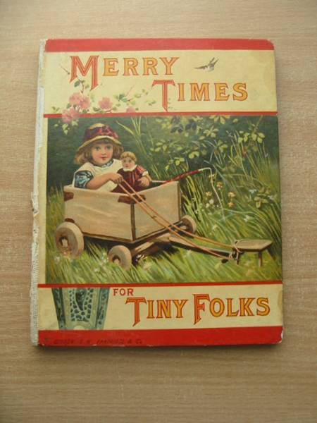 Photo of MERRY TIMES FOR TINY FOLKS written by J.D.,  published by S.W. Partridge & Co. (STOCK CODE: 584133)  for sale by Stella & Rose's Books