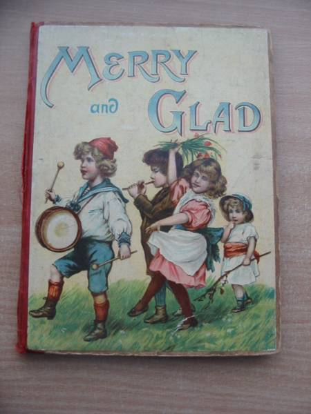Photo of MERRY AND GLAD published by John F. Shaw & Co. (STOCK CODE: 584194)  for sale by Stella & Rose's Books