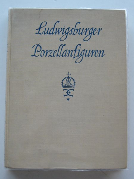 Photo of LUDWIGSBURGER PORZELLANFIGUREN written by Christ, Hans published by Anstalt (STOCK CODE: 584309)  for sale by Stella & Rose's Books