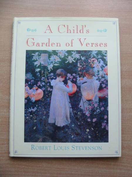 Photo of A CHILD'S GARDEN OF VERSES