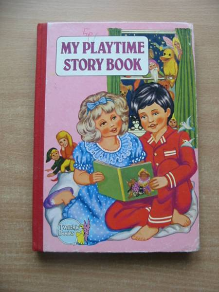 Photo of MY PLAYTIME STORY BOOK written by Berg, Leila<br />Elliott, Ellen<br />Hibbart, Nellie<br />Fleming, Elizabeth<br />et al, illustrated by Brightwell, L.R.<br />Lambert, H.G.C. Marsh<br />Veevers, Isabel<br />et al., published by Murray's Children's Books (STOCK CODE: 585482)  for sale by Stella & Rose's Books