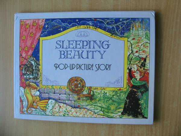 Photo of SLEEPING BEAUTY POP-UP PICTURE STORY illustrated by Storey, Pamela published by Brown Watson (STOCK CODE: 585676)  for sale by Stella & Rose's Books