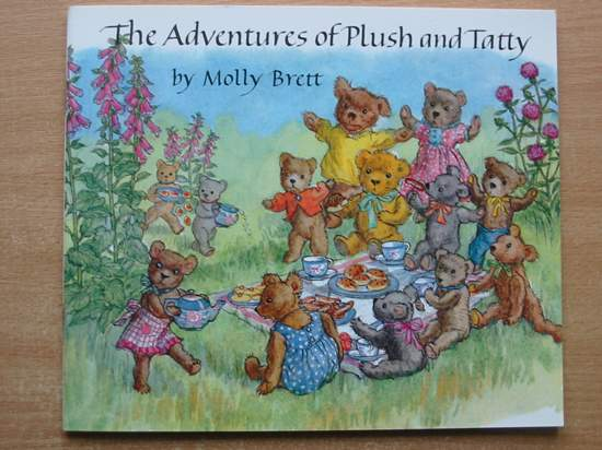 Photo of THE ADVENTURES OF PLUSH AND TATTY written by Brett, Molly illustrated by Brett, Molly published by The Medici Society (STOCK CODE: 586942)  for sale by Stella & Rose's Books