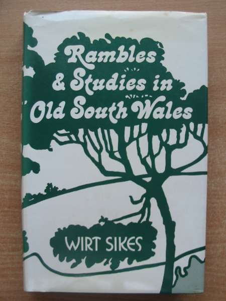 Photo of RAMBLES AND STUDIES IN OLD SOUTH WALES written by Sikes, Wirt published by Stewart Williams (STOCK CODE: 587444)  for sale by Stella & Rose's Books