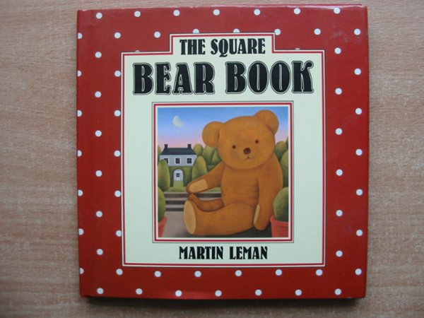 Photo of THE SQUARE BEAR BOOK written by Leman, Martin illustrated by Leman, Martin published by Pelham (STOCK CODE: 587659)  for sale by Stella & Rose's Books