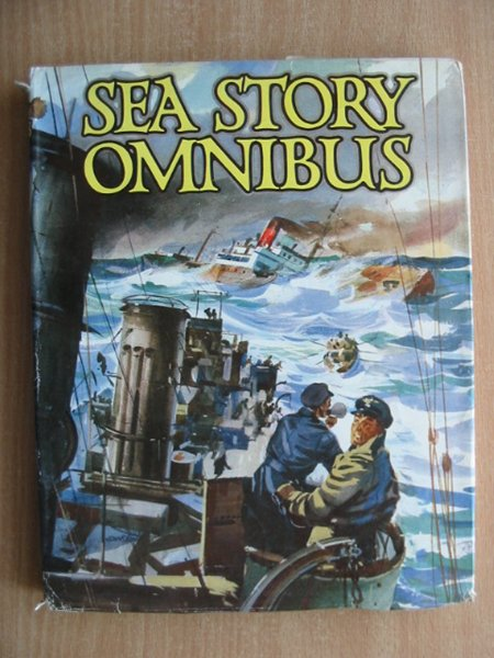 Photo of THE SEA STORY OMNIBUS written by Dawlish, Peter<br />et al,  published by Collins (STOCK CODE: 588369)  for sale by Stella & Rose's Books