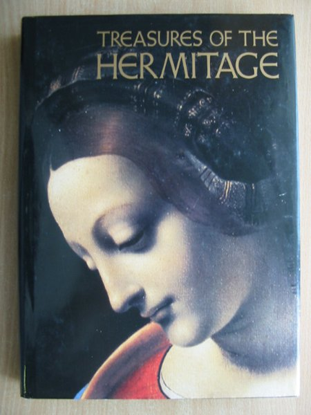 Photo of TREASURES OF THE HERMITAGE published by Studio Editions (STOCK CODE: 588388)  for sale by Stella & Rose's Books