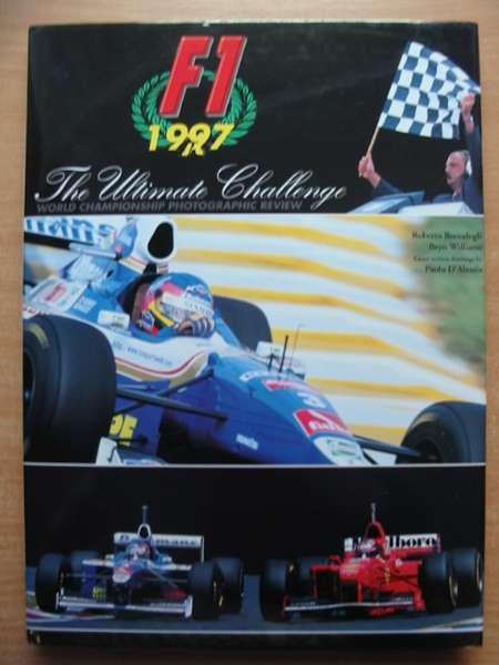 Photo of F1 1997 written by Boccafogli, Roberto<br />Williams, Bryn published by Ebury Press (STOCK CODE: 588443)  for sale by Stella & Rose's Books