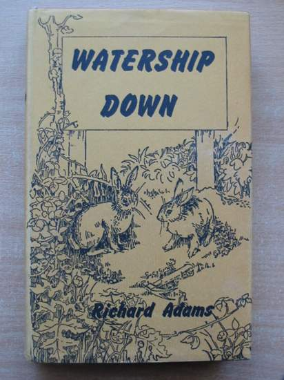 Photo of WATERSHIP DOWN written by Adams, Richard published by Rex Collings (STOCK CODE: 589977)  for sale by Stella & Rose's Books