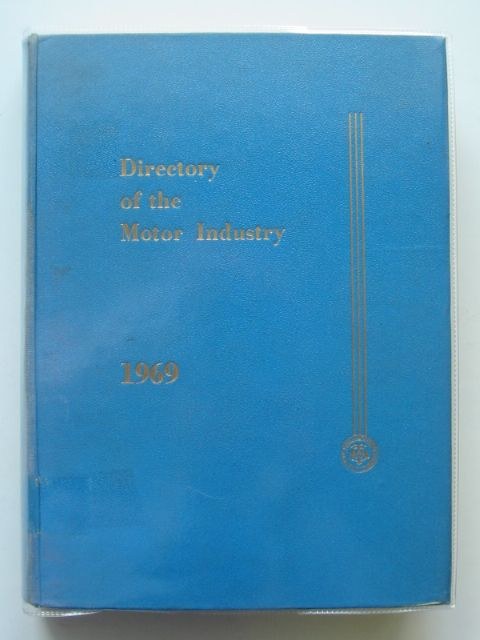 Photo of THE DIRECTORY OF THE MOTOR INDUSTRY published by Society Of Motor Manufacturers & Traders Ltd. (STOCK CODE: 590802)  for sale by Stella & Rose's Books