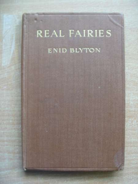 Photo of REAL FAIRIES written by Blyton, Enid published by J. Saville & Co. Ltd. (STOCK CODE: 590889)  for sale by Stella & Rose's Books