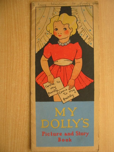 Photo of MY DOLLY'S PICTURE AND STORY BOOK published by Bairns Books Ltd. (STOCK CODE: 590894)  for sale by Stella & Rose's Books