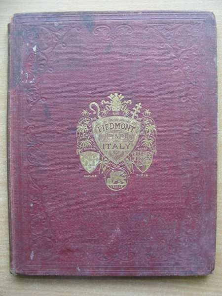 Photo of PIEDMONT AND ITALY published by James S. Virtue (STOCK CODE: 591072)  for sale by Stella & Rose's Books