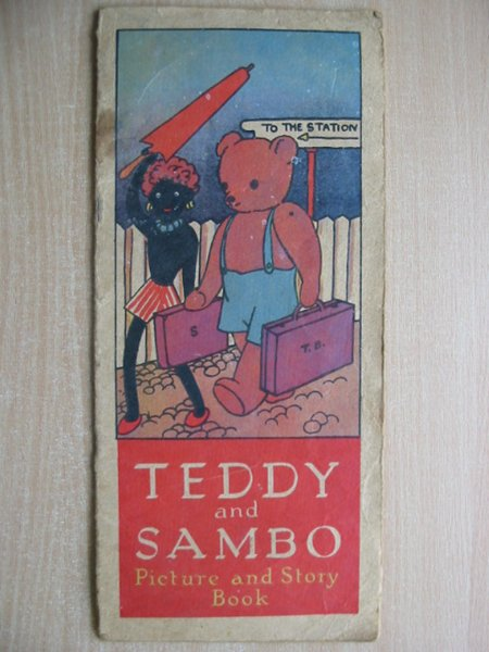 Photo of TEDDY AND SAMBO PICTURE AND STORY BOOK published by Bairns Books (STOCK CODE: 591384)  for sale by Stella & Rose's Books