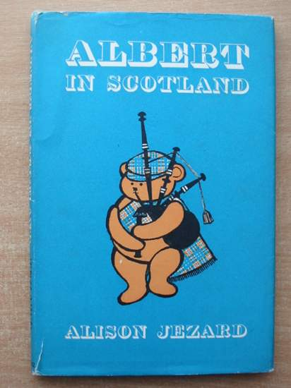 Photo of ALBERT IN SCOTLAND written by Jezard, Alison illustrated by Gordon, Margaret published by Victor Gollancz Ltd. (STOCK CODE: 591605)  for sale by Stella & Rose's Books