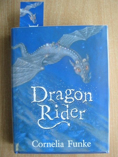 Photo of DRAGON RIDER written by Funke, Cornelia illustrated by Funke, Cornelia published by The Chicken House (STOCK CODE: 591764)  for sale by Stella & Rose's Books