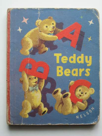 Photo of TEDDY BEARS ABC published by Thomas Nelson and Sons Ltd. (STOCK CODE: 591866)  for sale by Stella & Rose's Books