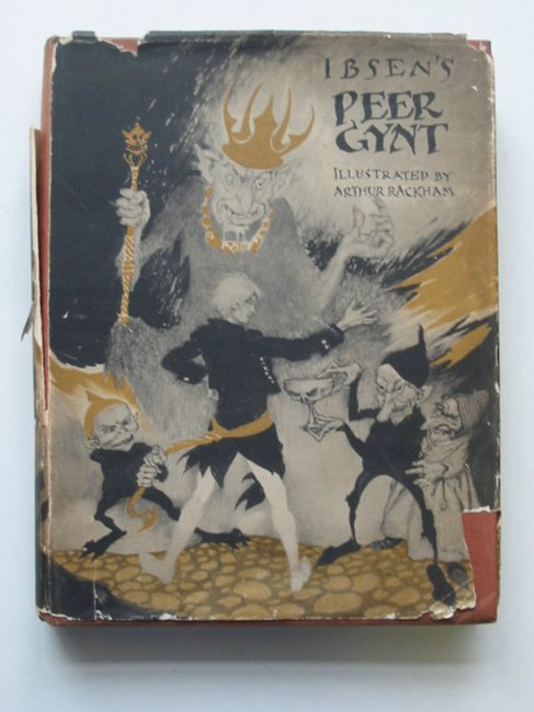 Photo of PEER GYNT written by Ibsen, Henrik illustrated by Rackham, Arthur published by George G. Harrap & Co. Ltd. (STOCK CODE: 592177)  for sale by Stella & Rose's Books