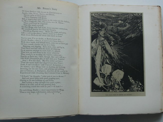Photo of THE INGOLDSBY LEGENDS written by Ingoldsby, Thomas illustrated by Rackham, Arthur published by J.M. Dent & Co. (STOCK CODE: 592196)  for sale by Stella & Rose's Books