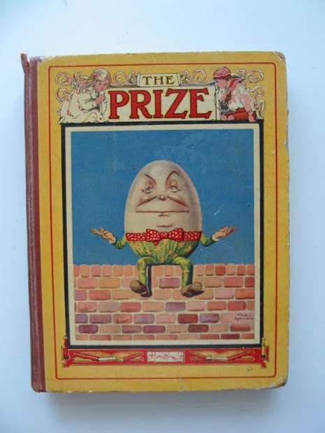 Photo of THE PRIZE FOR GIRLS AND BOYS VOLUME 66 illustrated by Robinson, Gordon published by Simpkin Marshall Ltd. (STOCK CODE: 592470)  for sale by Stella & Rose's Books