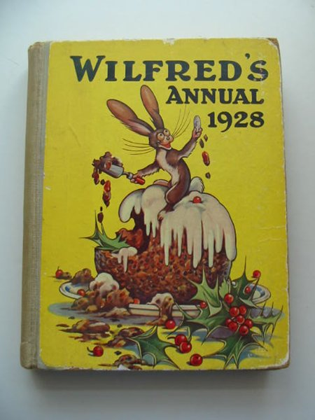 Photo of WILFRED'S ANNUAL 1928 illustrated by Anderson, Anne<br />Brisley, Nina K.<br />et al.,  published by Daily Mirror (STOCK CODE: 592719)  for sale by Stella & Rose's Books