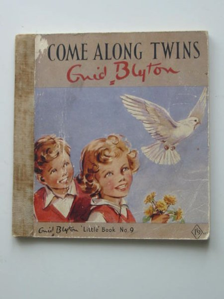 Photo of COME ALONG TWINS written by Blyton, Enid illustrated by Soper, Eileen published by Brockhampton Press Ltd. (STOCK CODE: 593709)  for sale by Stella & Rose's Books