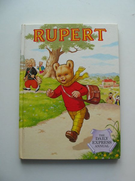 Photo of RUPERT ANNUAL 1984 illustrated by Harrold, John published by Express Newspapers Ltd. (STOCK CODE: 593769)  for sale by Stella & Rose's Books