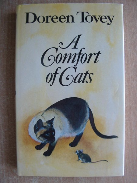 Photo of A COMFORT OF CATS written by Tovey, Doreen illustrated by Wilson, Maurice published by Michael Joseph (STOCK CODE: 593838)  for sale by Stella & Rose's Books