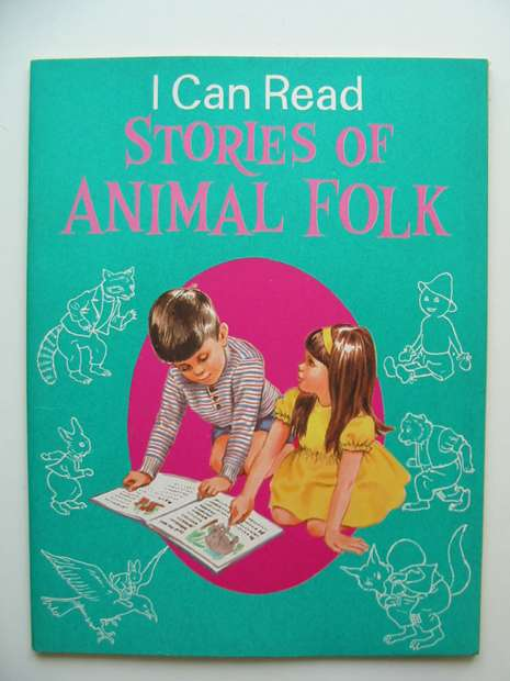 Photo of I CAN READ STORIES OF ANIMAL FOLK published by Purnell (STOCK CODE: 594082)  for sale by Stella & Rose's Books