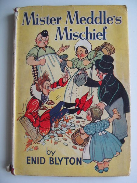 Photo of MISTER MEDDLE'S MISCHIEF written by Blyton, Enid illustrated by Mercer, Joyce<br />Turvey, Rosalind M. published by George Newnes Ltd. (STOCK CODE: 594146)  for sale by Stella & Rose's Books