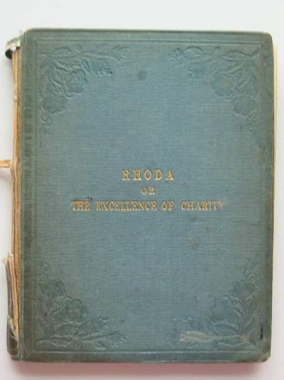 Photo of RHODA OR THE EXCELLENCE OF CHARITY published by Grant and Griffith (STOCK CODE: 594503)  for sale by Stella & Rose's Books