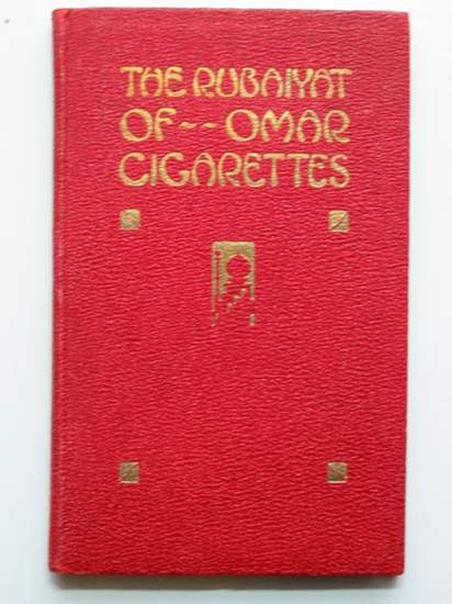 Photo of THE RUBAIYAT OF OMAR CIGARETTES (STOCK CODE: 594885)  for sale by Stella & Rose's Books