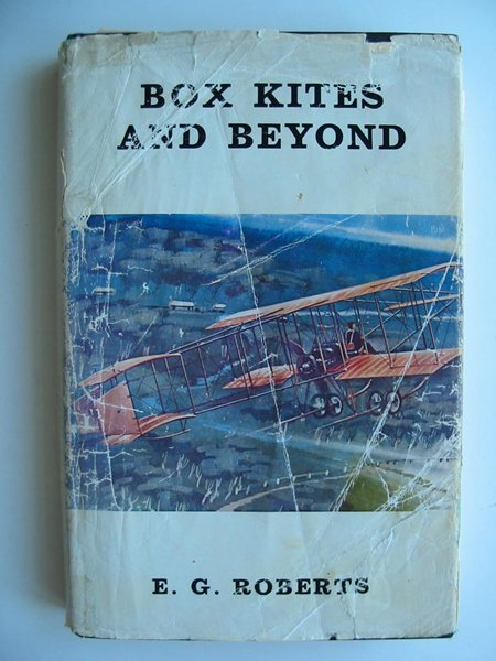 Photo of BOX KITES AND BEYOND written by Roberts, E.G. published by The Hawthorn Press (STOCK CODE: 595531)  for sale by Stella & Rose's Books