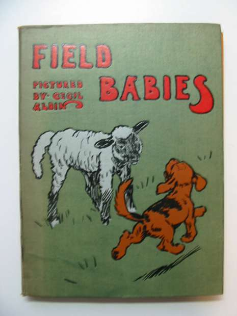 Photo of FIELD BABIES written by Aldin, Cecil illustrated by Aldin, Cecil published by Humphrey Milford, Oxford University Press (STOCK CODE: 595727)  for sale by Stella & Rose's Books