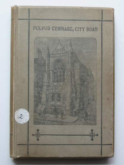 Photo of PULPUD CYMRAEG CITY ROAD written by Evans, John published by P.M. Evans And Son (STOCK CODE: 595940)  for sale by Stella & Rose's Books