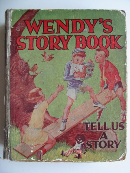 Photo of WENDY'S STORY BOOK published by John Leng (STOCK CODE: 596781)  for sale by Stella & Rose's Books