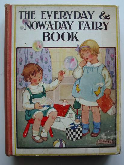 Photo of THE EVERYDAY AND NOW-A-DAY FAIRY BOOK written by Chapin, Anna Alice illustrated by Smith, Jessie Willcox published by J. Coker & Co. Ltd. (STOCK CODE: 597159)  for sale by Stella & Rose's Books