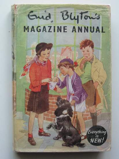 Photo of ENID BLYTON'S MAGAZINE ANNUAL NO. 2 written by Blyton, Enid published by Evans Brothers Limited (STOCK CODE: 597241)  for sale by Stella & Rose's Books