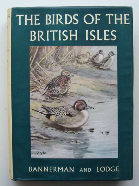 Photo of THE BIRDS OF THE BRITISH ISLES (VOLUME VII) written by Bannerman, D.A. illustrated by Lodge, G.E. published by Oliver & Boyd (STOCK CODE: 597588)  for sale by Stella & Rose's Books