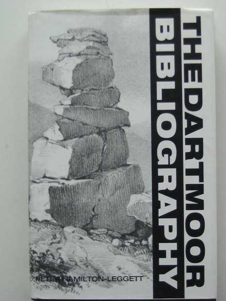 Photo of THE DARTMOOR BIBLIOGRAPHY- Stock Number: 597849