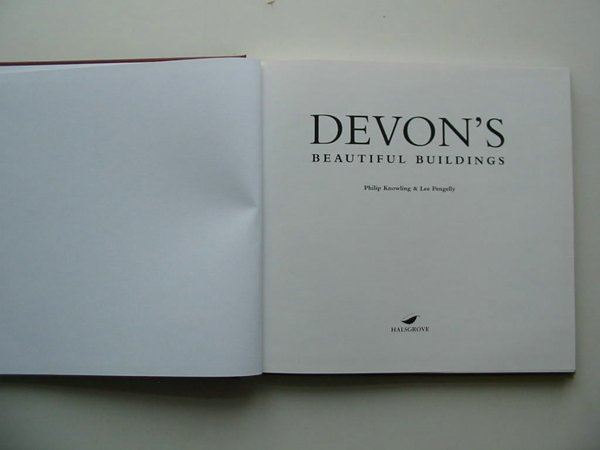 Photo of DEVON'S BEAUTIFUL BUILDINGS written by Knowling, Philip<br />Pengelly, Lee published by Halsgrove (STOCK CODE: 597914)  for sale by Stella & Rose's Books