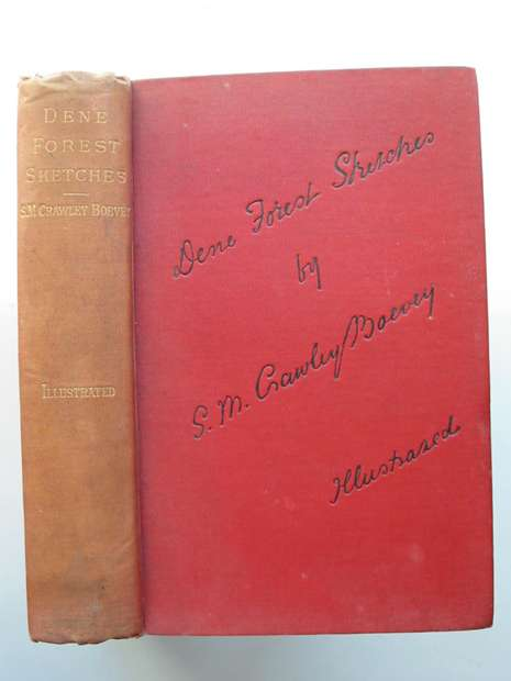 Photo of DENE FOREST SKETCHES written by Boevey, S.M. Crawley illustrated by Boevey, F.H. Crawley published by John And Robert Maxwell (STOCK CODE: 598016)  for sale by Stella & Rose's Books