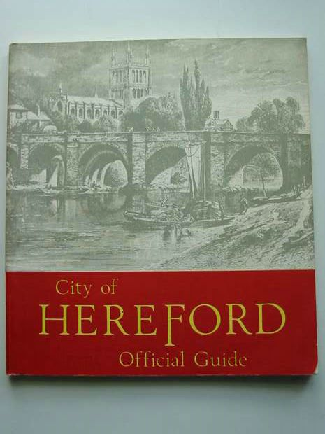 Photo of CITY OF HEREFORD OFFICIAL GUIDE published by Hereford City Council (STOCK CODE: 598583)  for sale by Stella & Rose's Books
