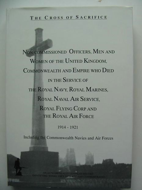 Photo of THE CROSS OF SACRIFICE VOLUME IV written by Jarvis, S.D.<br />Jarvis, D.B. published by Roberts (STOCK CODE: 599047)  for sale by Stella & Rose's Books