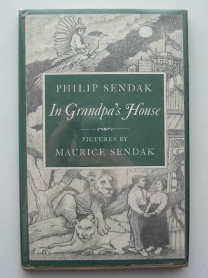 Photo of IN GRANDPA'S HOUSE written by Sendak, Philip illustrated by Sendak, Maurice published by The Bodley Head (STOCK CODE: 599236)  for sale by Stella & Rose's Books